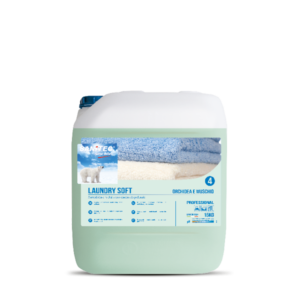 LAUNDRY SOFT Orchidea e Muschio 15KG